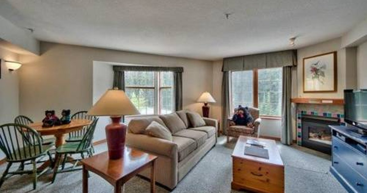 Hearthstone Lodge Village Center Apartment HS321 British Columbia