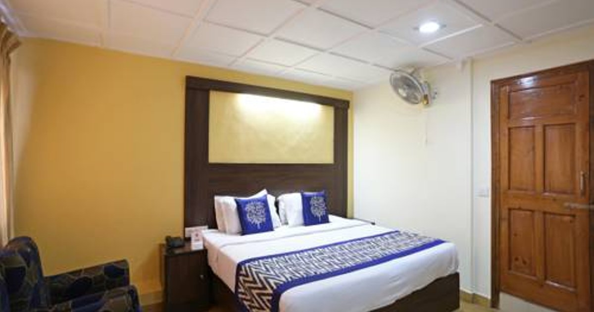 OYO Rooms Opposite Railway Board Building