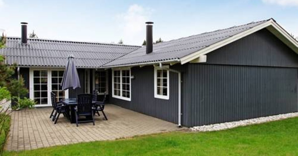 Holiday Home Bjergbovej