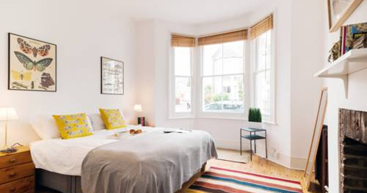 The Kensal Green Garden Apartment