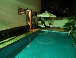 Osasco hotels with swimming pool