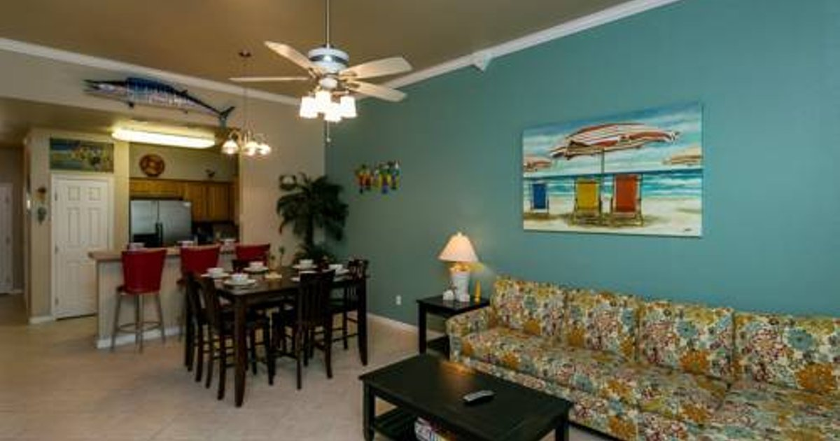 Breezy Safe Harbor Condo