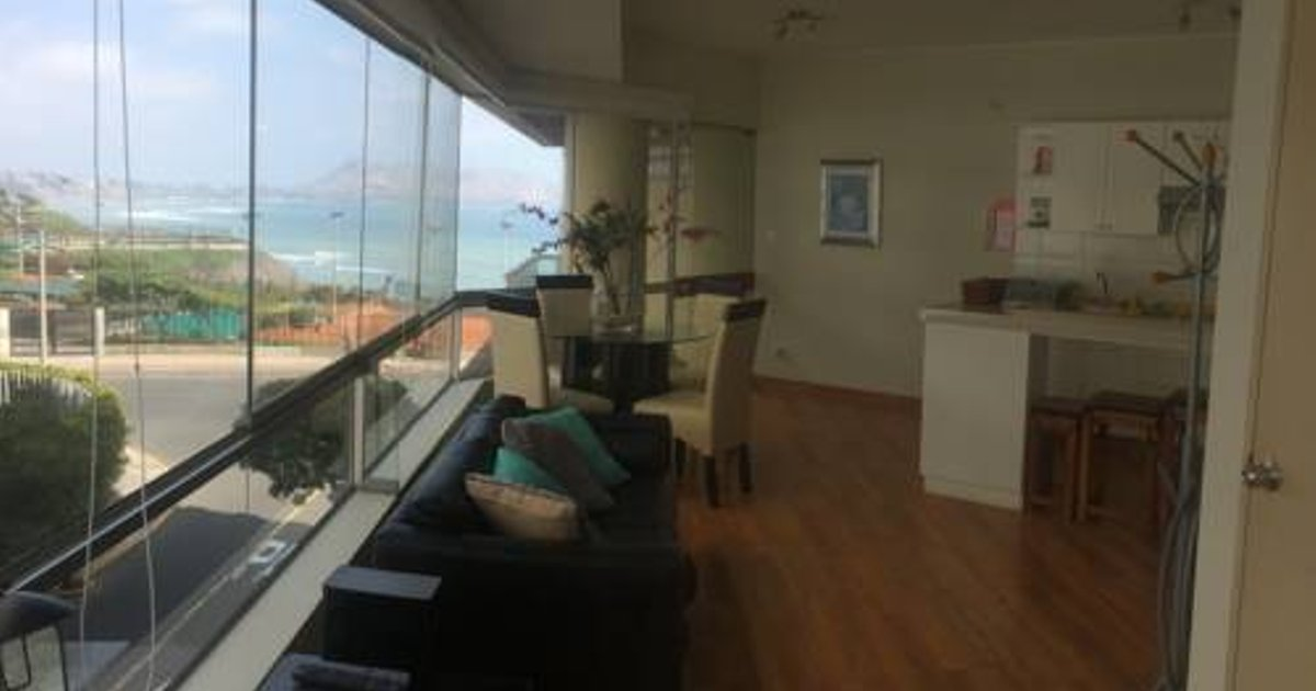Wonderful Ocean View Apartment