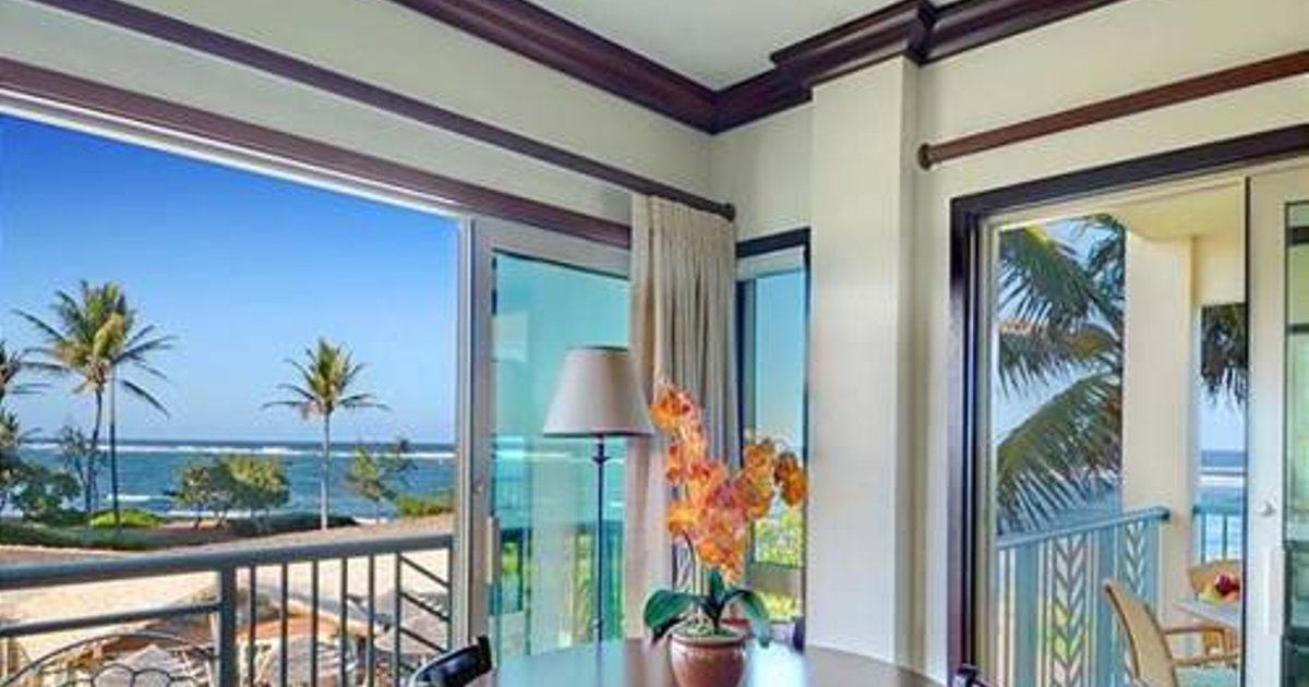 Waipouli Beach Resort H4-820 Kuhio Condo 302