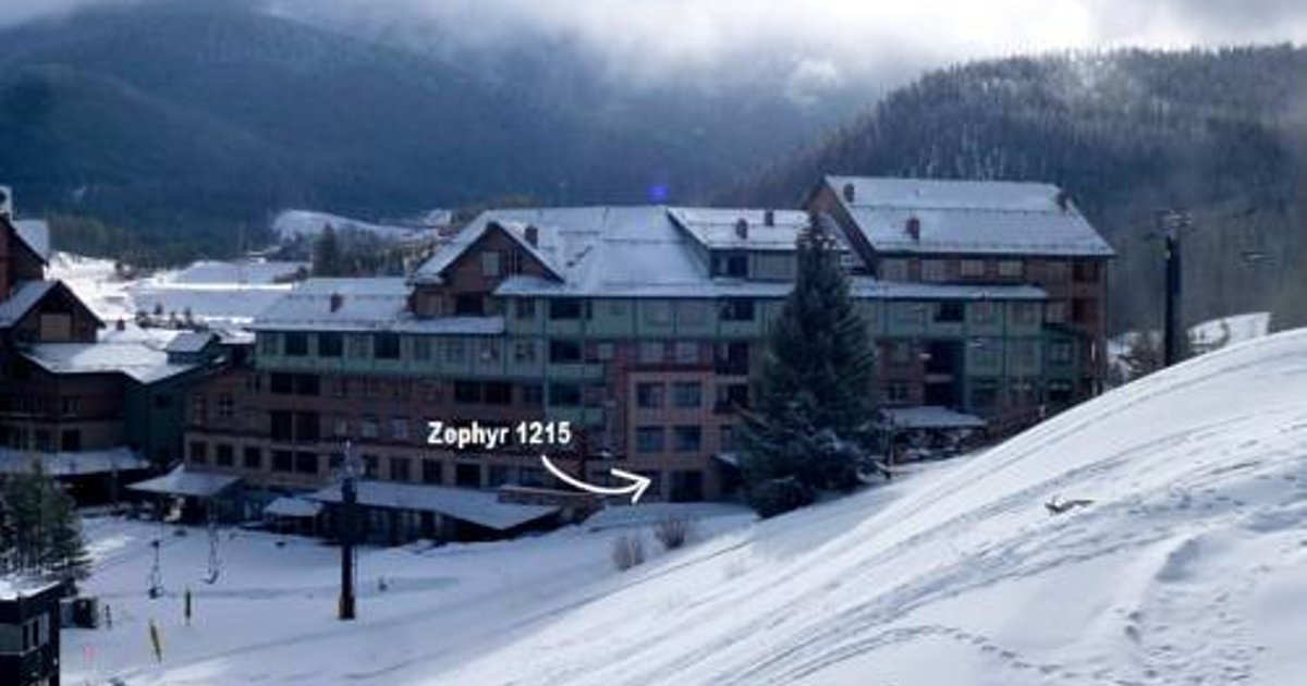 Zephyr Mountain Lodge 1215