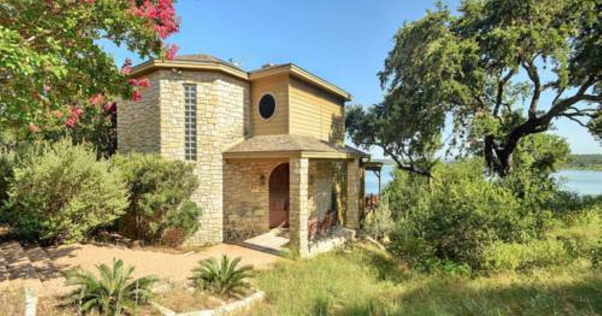 Hill Country Home on Lake Travis