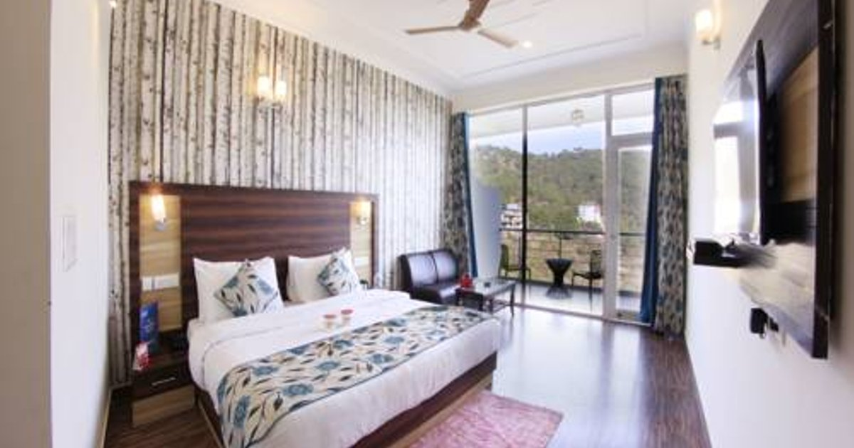 OYO Rooms Valley Facing Kasauli