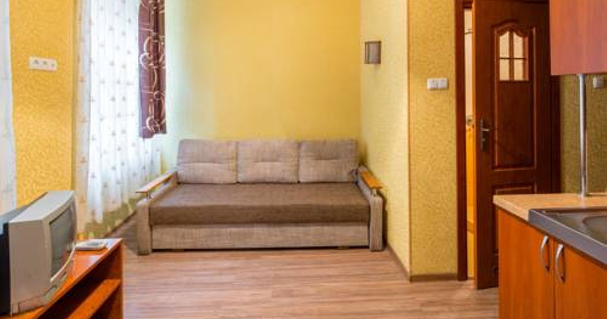 Apartment-studio on Vitovskogo 37