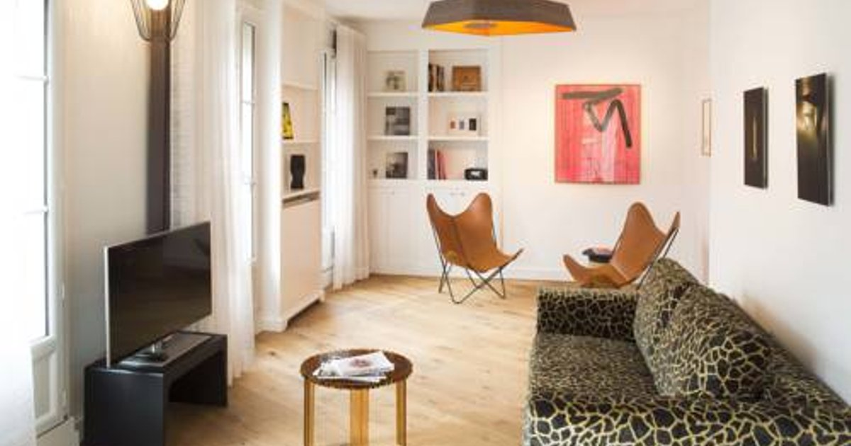 Appartement loft Champs-Elysees