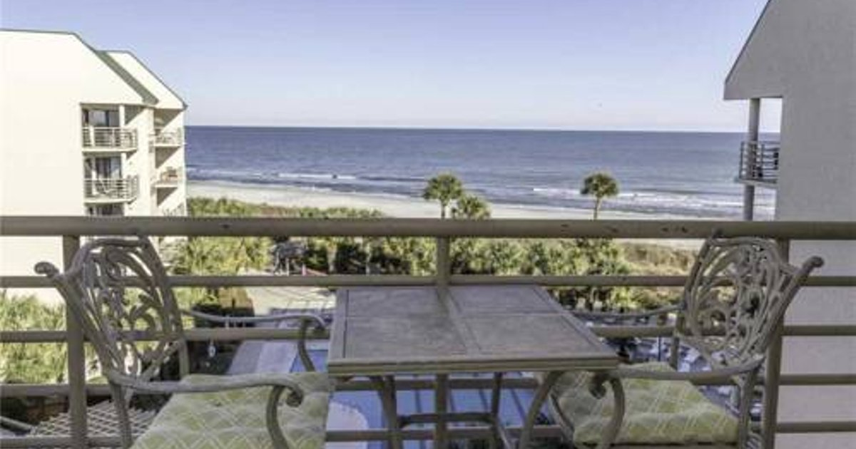 Villamare - Two Bedroom Condo - 3524