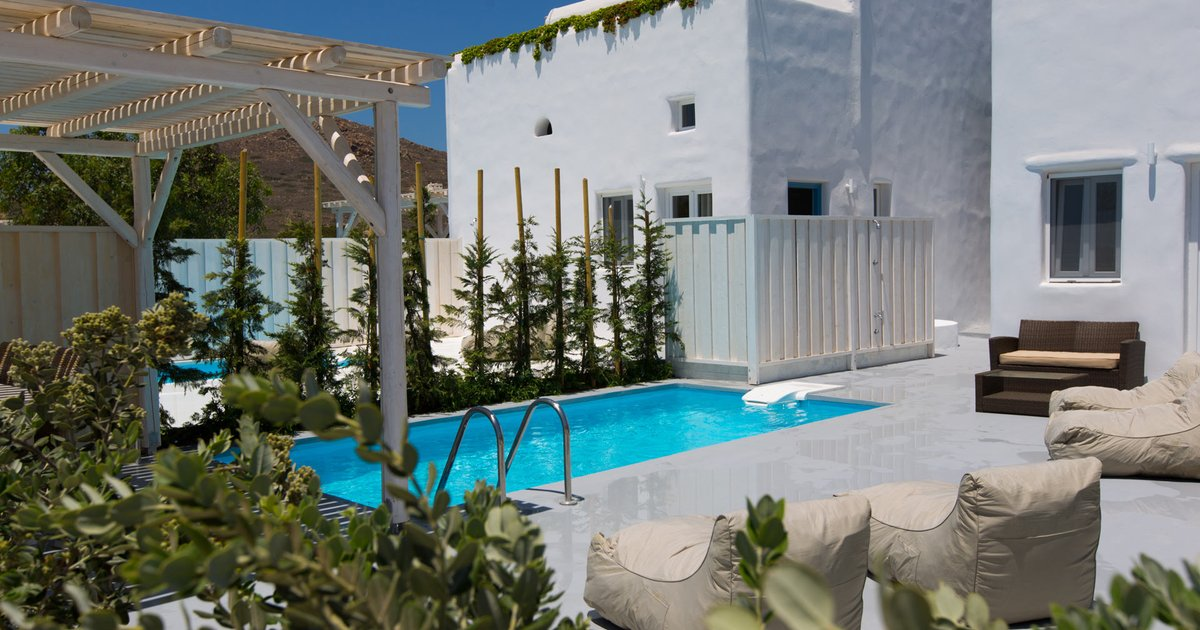 Naxian Utopia | Luxury Villas & Suites
