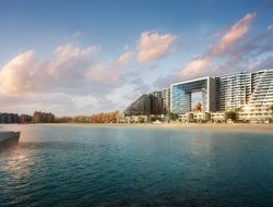 Dubai City hotels with sea view