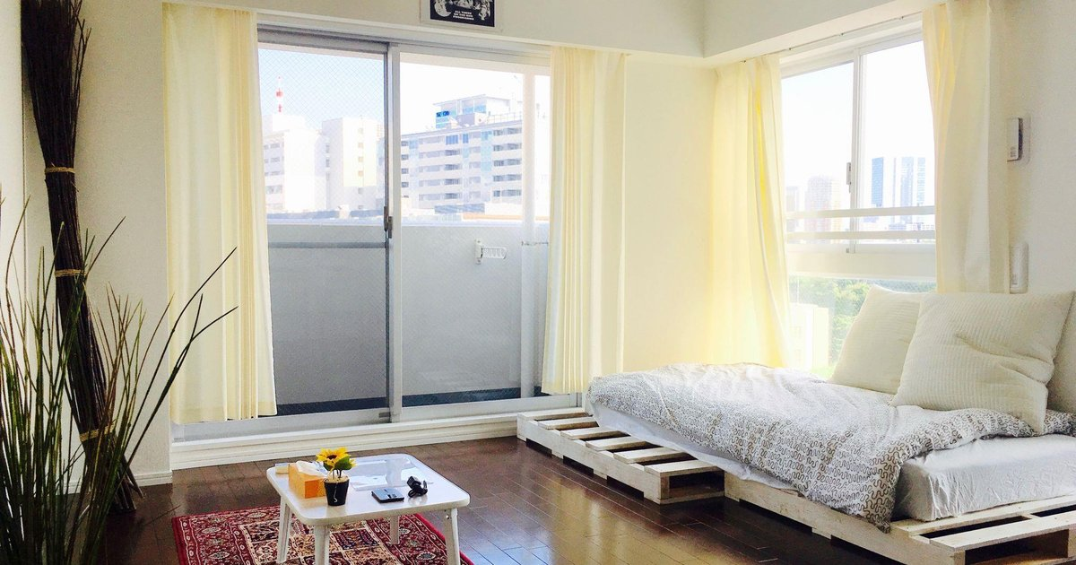 1 Bed room apartment in Harajuku 2