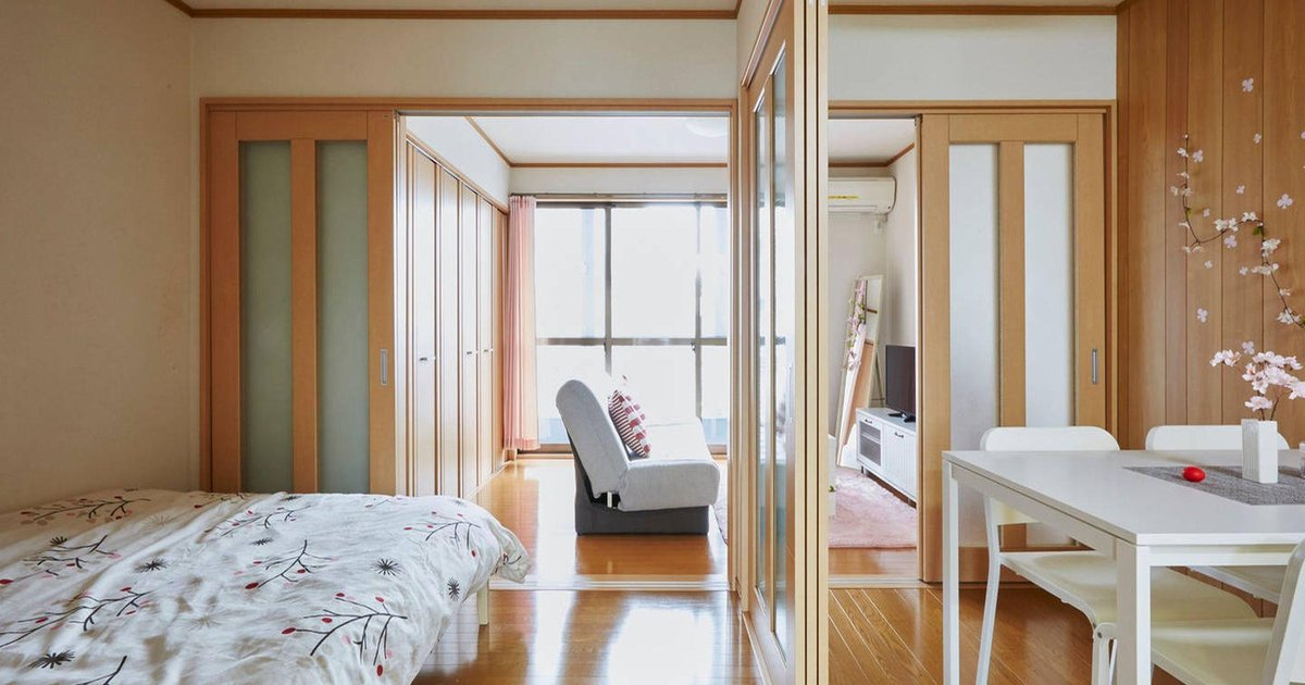 NOMAD 2bedroom apartment in East Tokyo 305