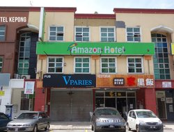 Kepong hotels with restaurants