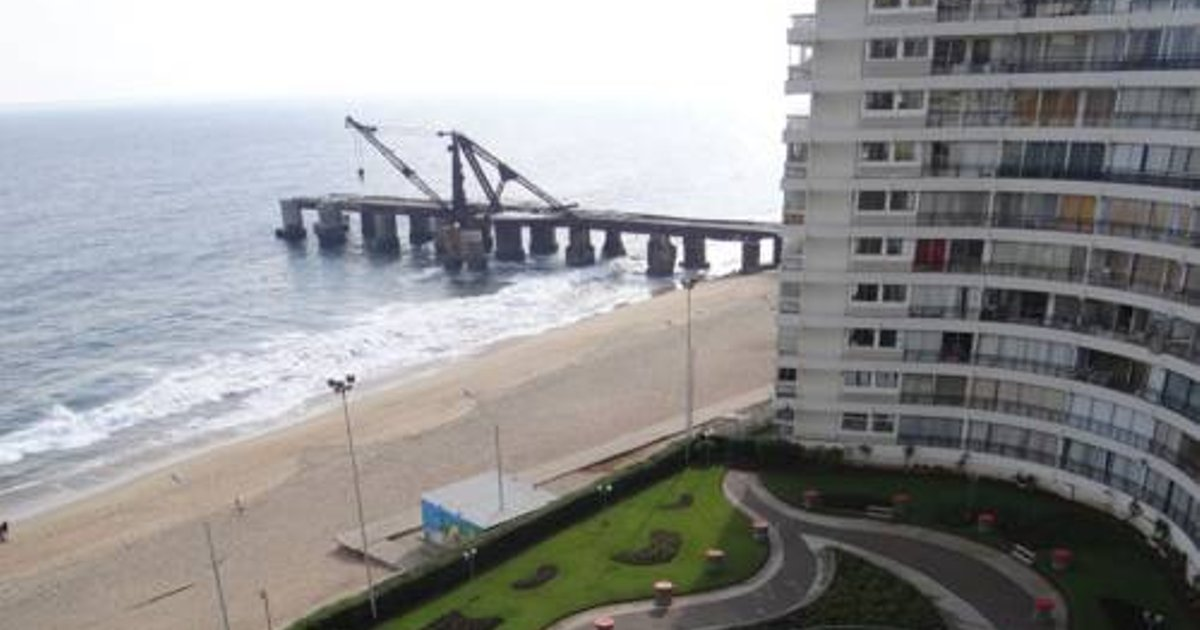 Departamento Playa Vina del Mar