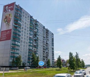Apartments on 60 let Oktyabrya, 54