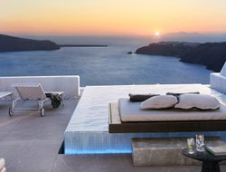 The most expensive Imerovigli hotels