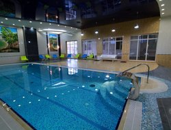 Znamenskiy hotels with swimming pool