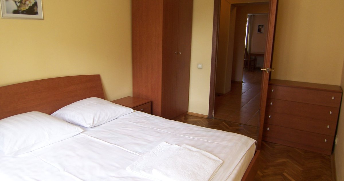 Intermark Serviced Apartments at Belorusskaya