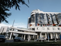Top-10 hotels in the center of Arkhangelsk
