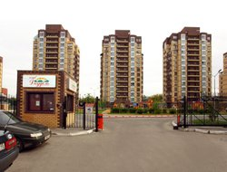 Pets-friendly hotels in Tyumen
