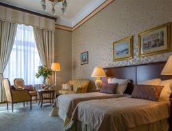 Top-10 hotels in the center of Moscow