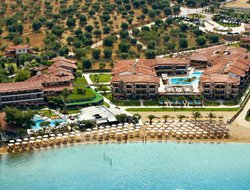 Elia Beach hotels with swimming pool