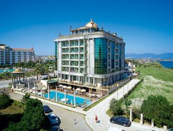 Altinkum hotels with sea view