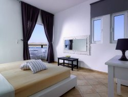 Elounda hotels with sea view