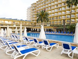 Top-10 hotels in the center of Magaluf