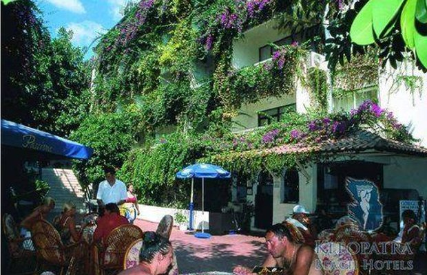 фото Gorgulu Kleopatra Beach Hotel 750185485