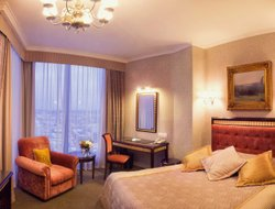 Top-4 of luxury Ekaterinburg hotels