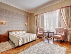 Moscow hotels with panoramic view