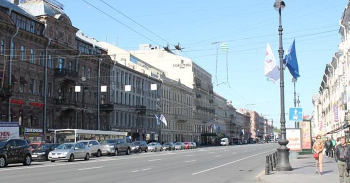 Apartment Nevskiy 63