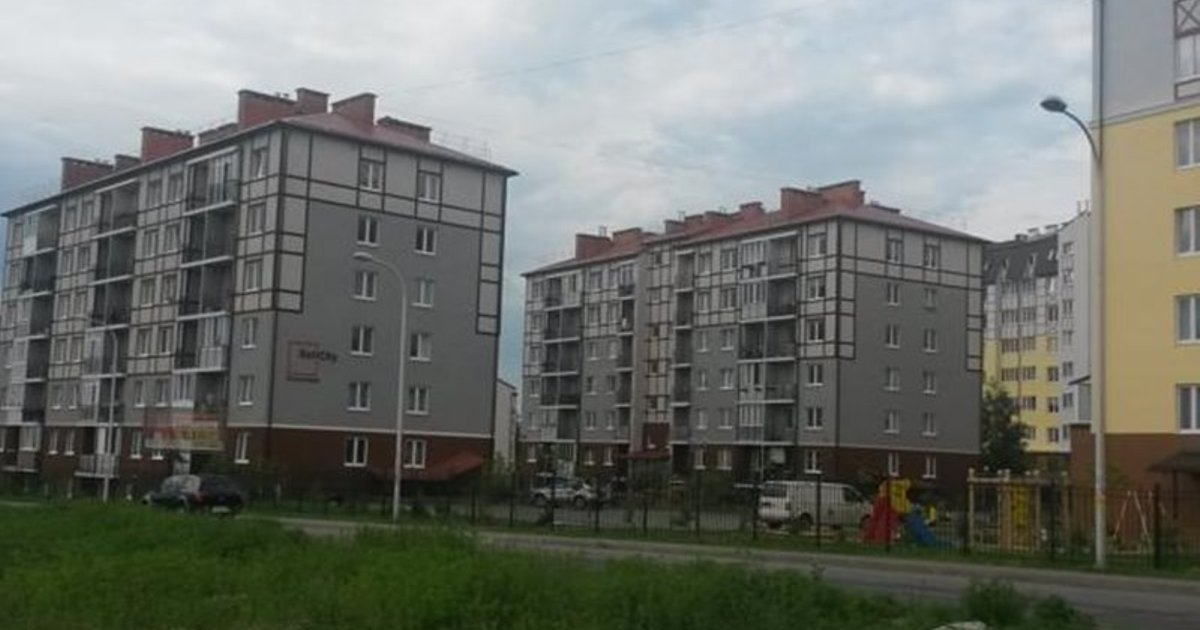Apartments na Yablonevoy 9