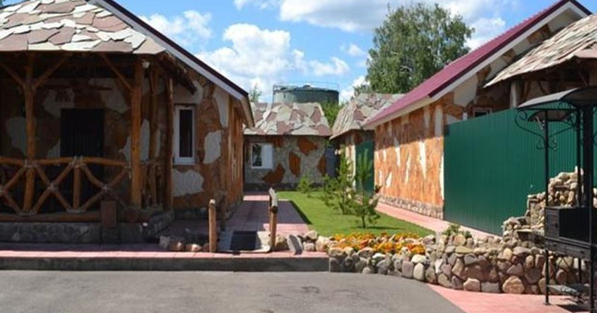 Samara Cottages Rajskij Dom 4, 110