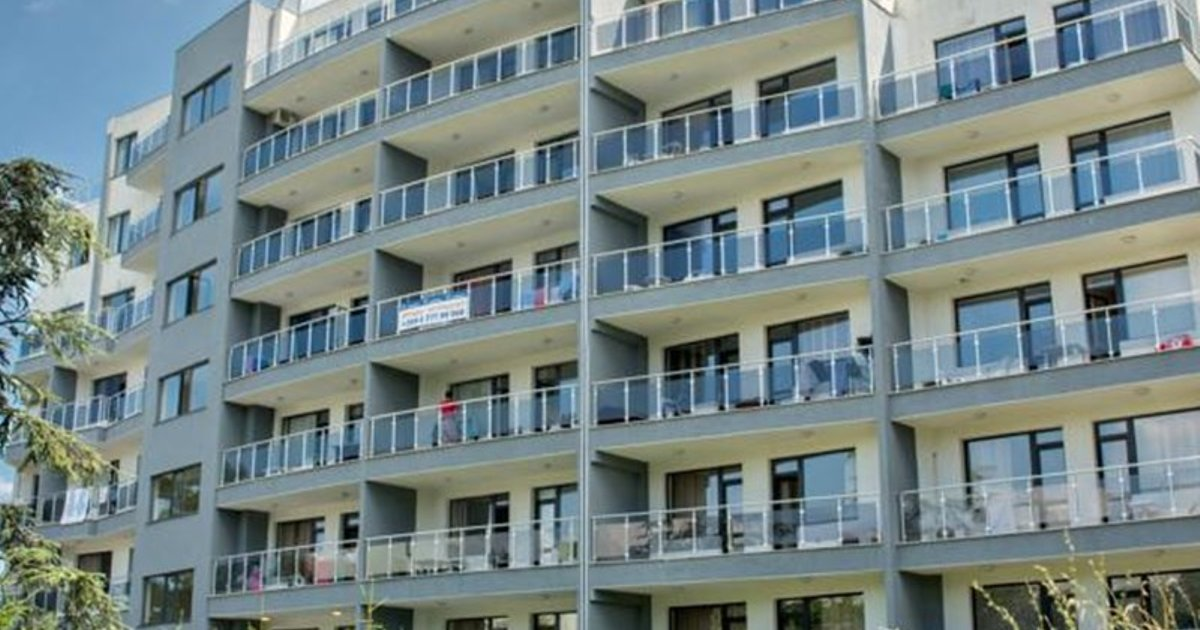 Ivtour Apartments in Yalta complex