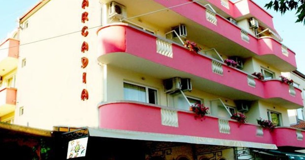 Family Hotel Arkadia