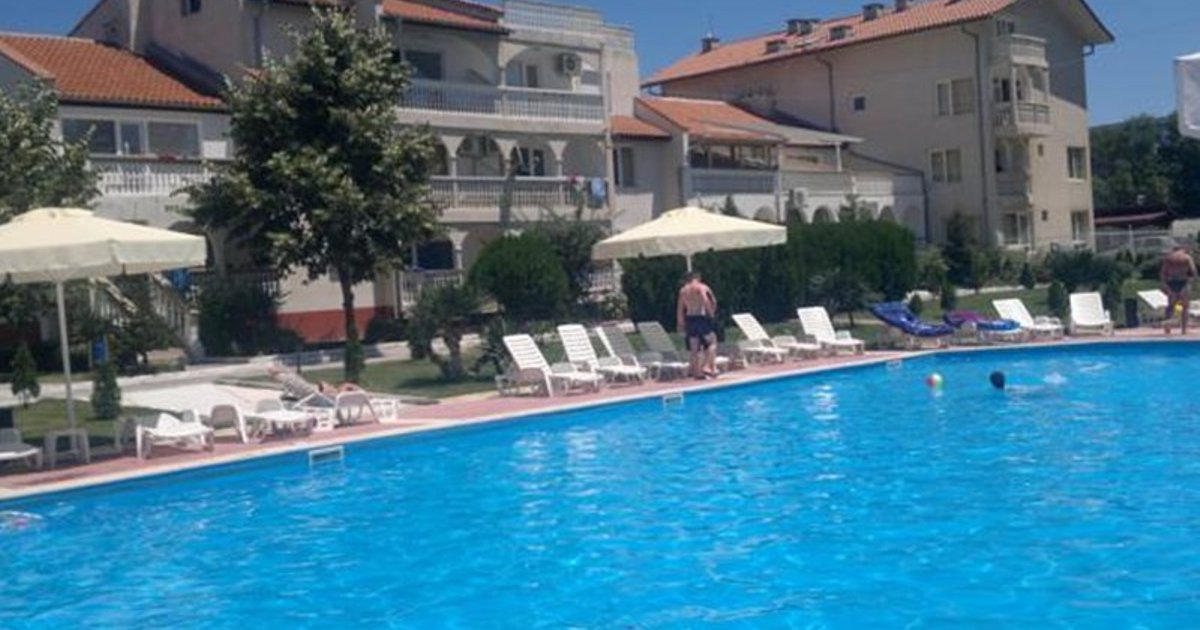 Iliev Apartments At Bravo 1 Complex Sunny Beach