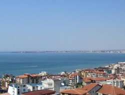 Sveti Vlas hotels with sea view