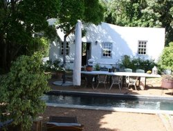 Franschhoek hotels with swimming pool