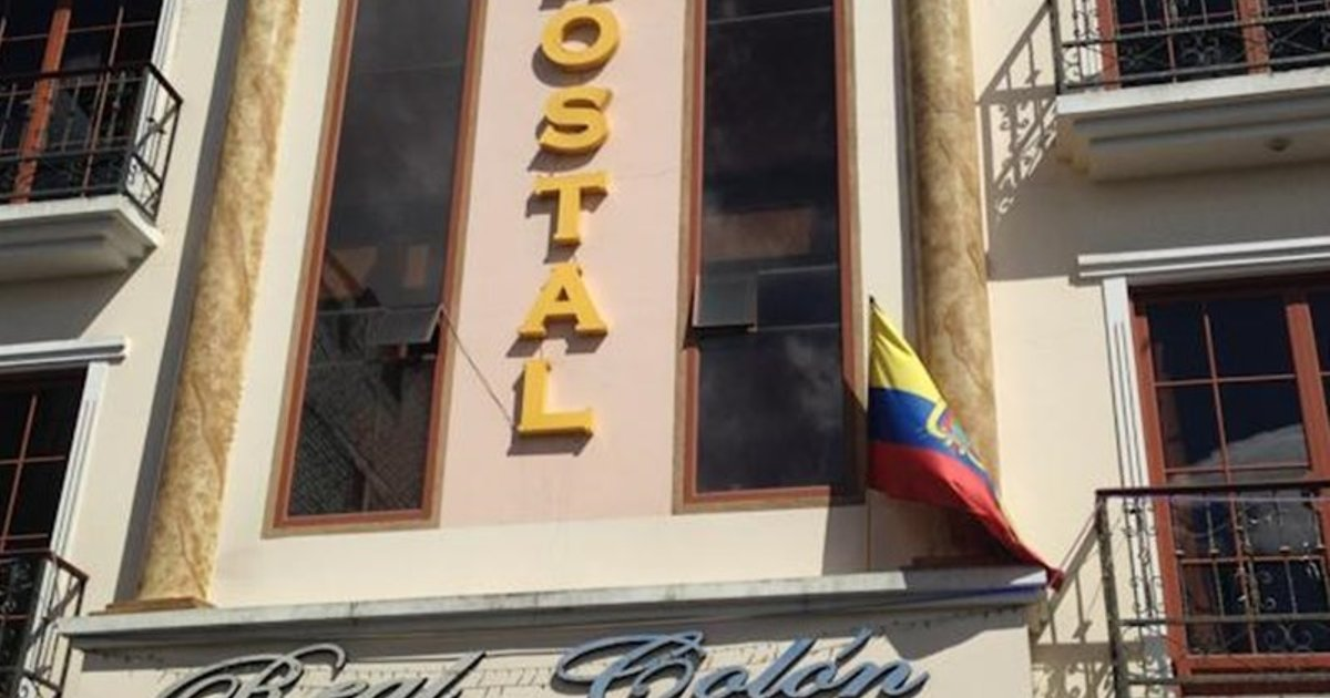 Hostal Real Colon Aguilar