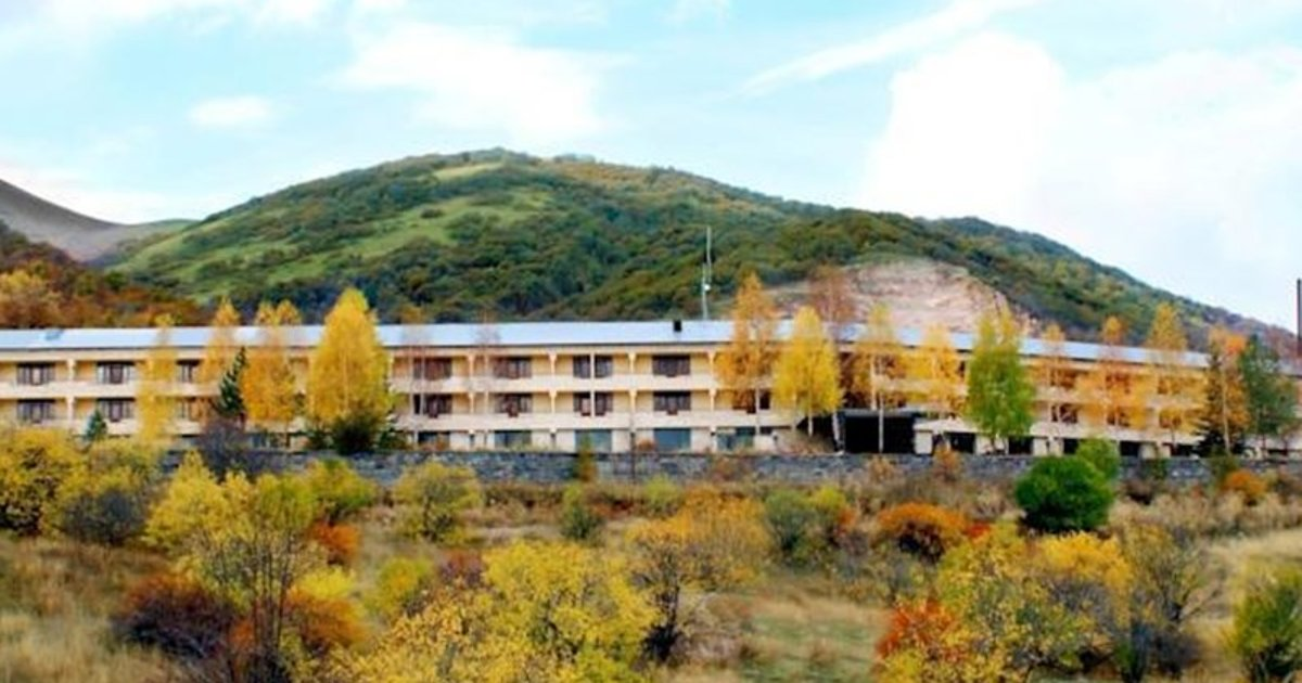 Crystal Resort Aghveran