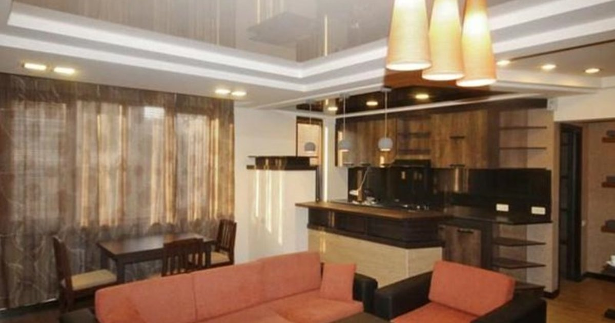 Luxury apartment at Nalbandyan street