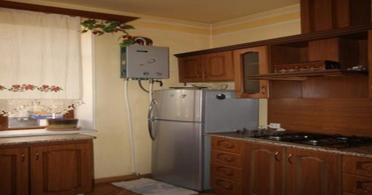 Yerevan in Rent - Apartment at Pushkin street
