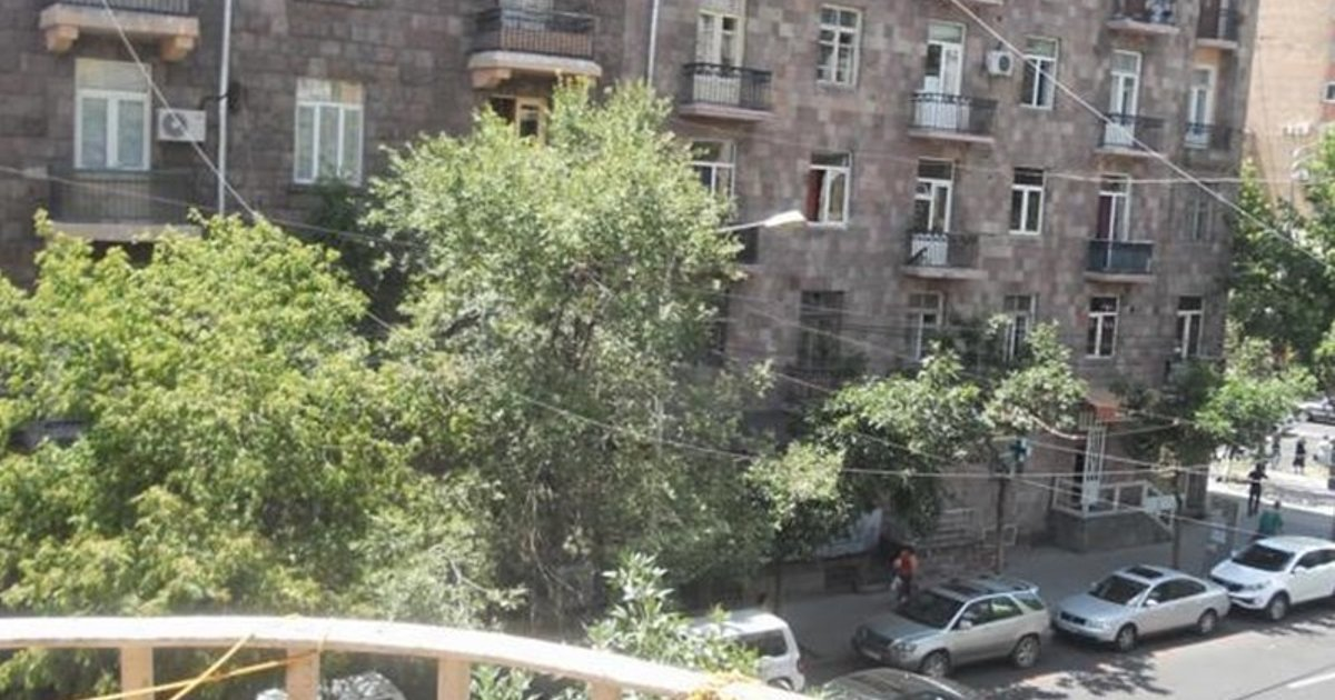 Yerevan Lights Apartment