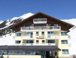 Top-9 hotels in the center of Kuhtai