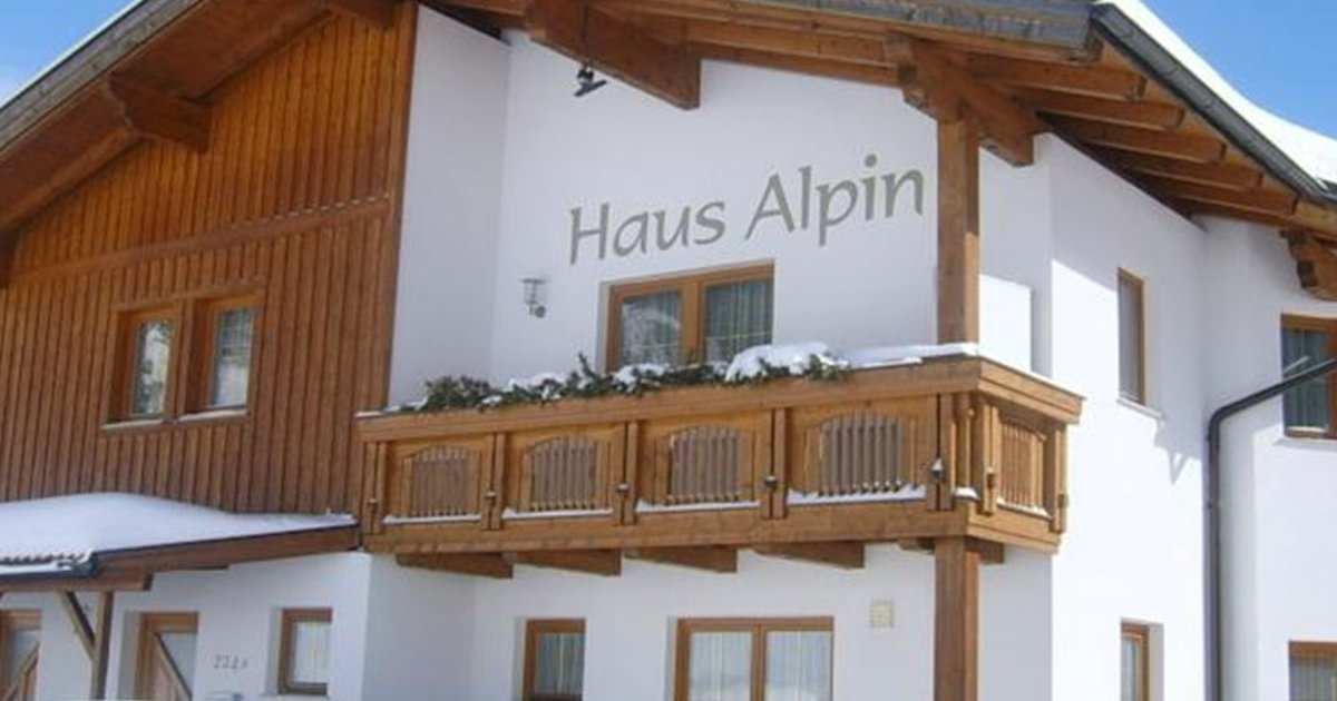 Haus Alpin Apartments