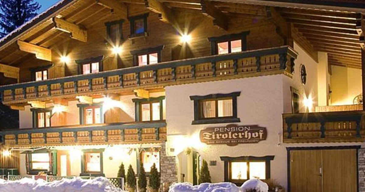 Pension Tirolerhof